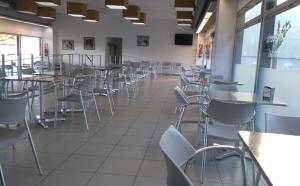 CAFETERÍA HOGAR PROVINCIAL ALICANTE